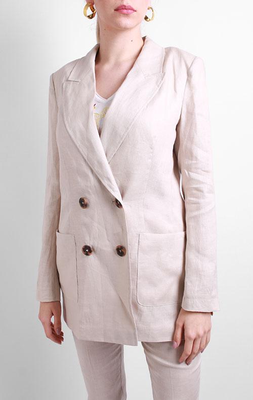 Пиджак Laurel в бежевом цвете, фото