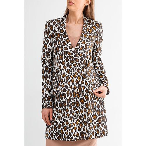 Пиджак удлиненный Stella McCartney на пуговицах, фото