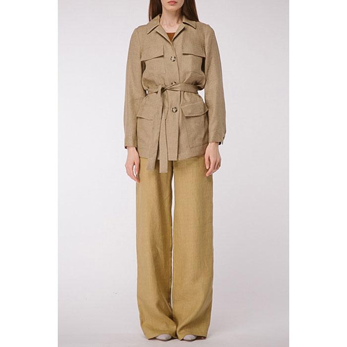 Пиджак оверсайз Shako цвета мокрого песка