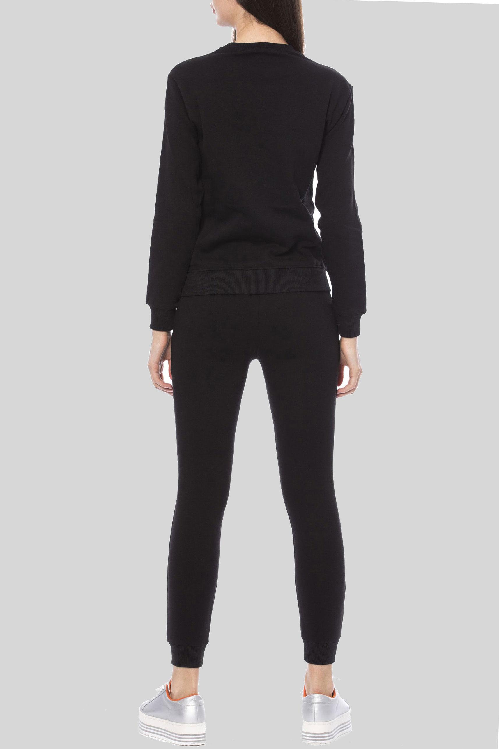 Спортивный костюм Trussardi Collection черного цвета