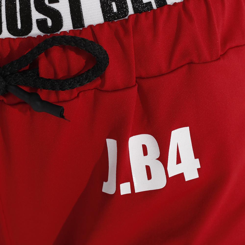 Спортивный костюм J.B4 Just Before шорты с топом