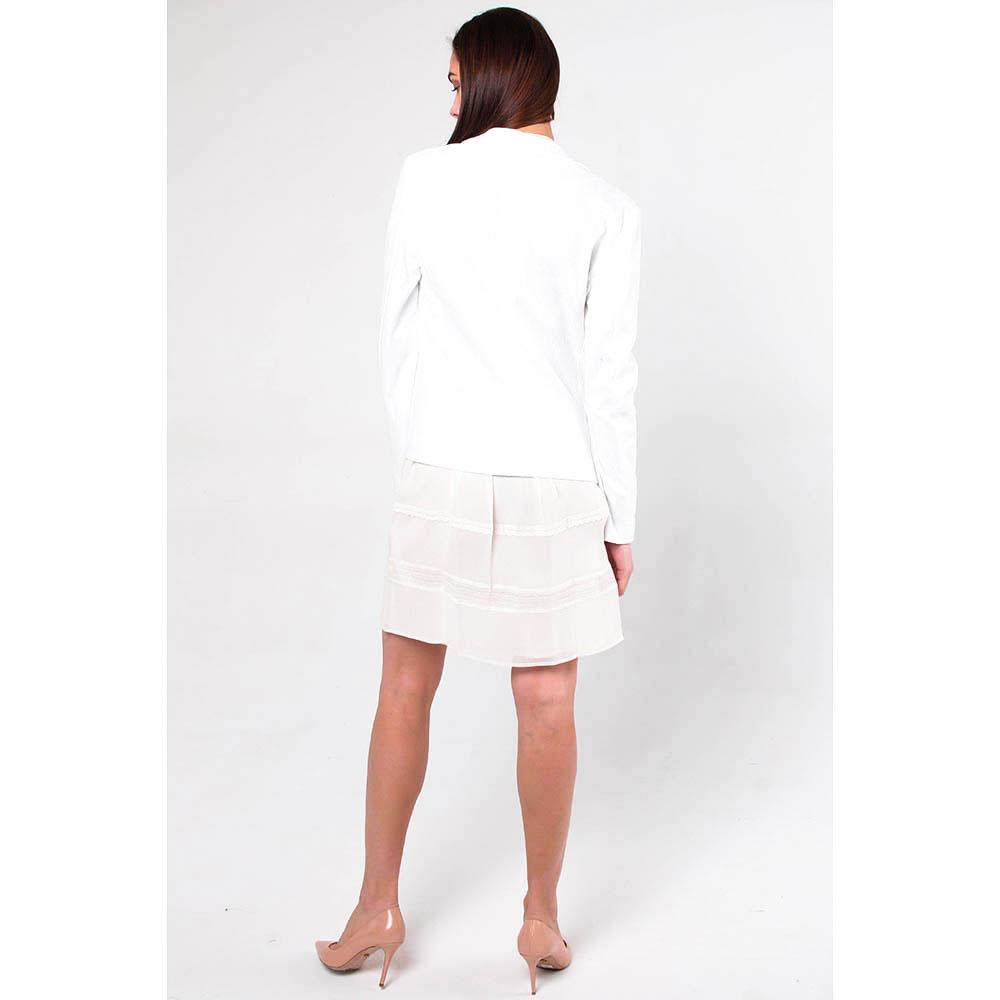 Пиджак Peserico укороченный на пуговицах