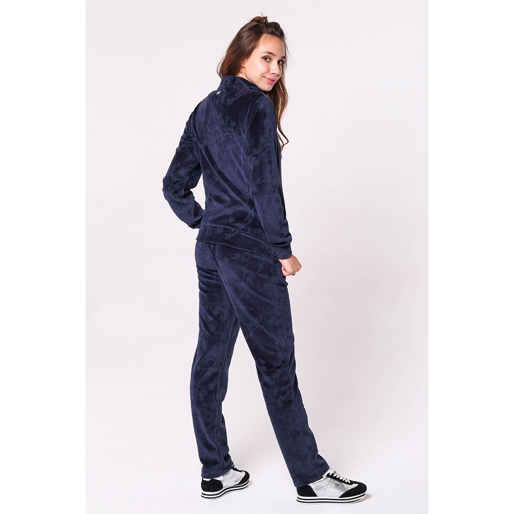 Спортивный костюм Ea7 Emporio Armani синего цвета