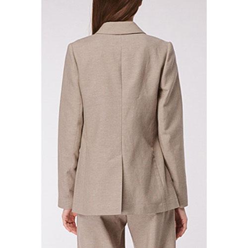 Льняной пиджак Shako оверсайз, фото