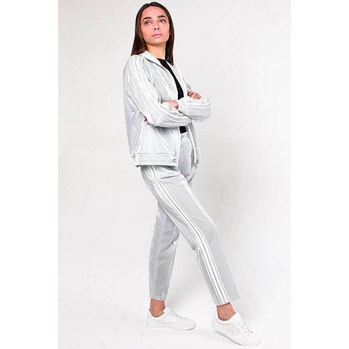 Спортивный костюм Ermanno Scervino серебристый, фото
