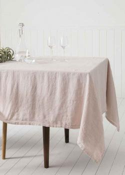 Скатерть Degrenne Paris Linge de Table розового цвета, фото