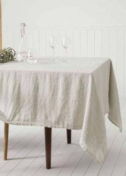 Льняная скатерть Degrenne Paris Linge de Table квадратной формы, фото