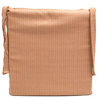 Подушка для стула Emilia Arredamento бежевая 40х40см, фото