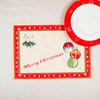 Салфетка Emilia Arredamento С Рождеством 35х45см, фото