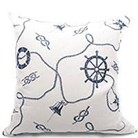 Декоративная наволочка Emilia Arredamento Морские приключения 60x60см, фото