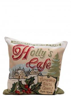 Наволочка Villa Grazia Premium Holly Cafe 45х45см, фото
