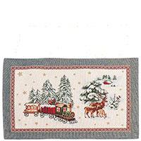 Салфетка Villa Grazia Premium Рождественский сюрприз 35х50 см, фото