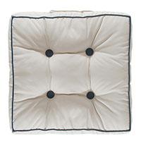 Подушка для стула Centrotex Shine слоновая кость, фото
