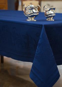 Скатерть Costa Nova Ana цвета морского пиона 175х250см, фото