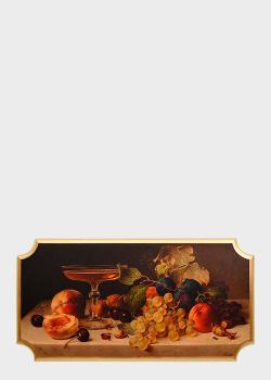 Картина Decor Toscana Натюрморты с изображением спелых фруктов , фото