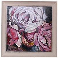 Картина Розы 2 (холст, масло), фото