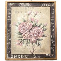 Картина Royal Family Букет роз, фото