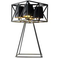 Светильник Seletti Multilamp на 4 лампы черного цвета, фото
