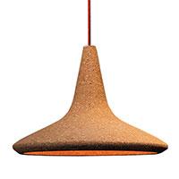 Подвесной корковый светильник Seletti, фото