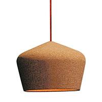 Корковый светильник Seletti подвесной, фото