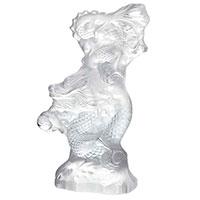 Дракон зодиакальный Lalique прозрачный, фото