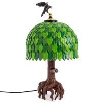 Светильник Seletti Tiffany в форме дерева, фото