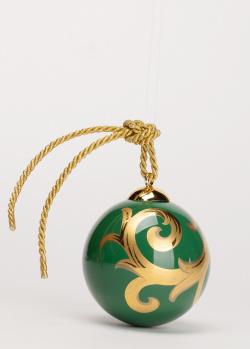 Елочная игрушка Rosenthal Versace Merry Christmas, фото