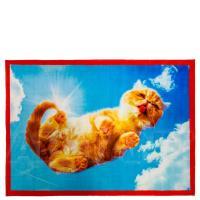 Ковер Seletti Toiletpaper с принтом неба, фото