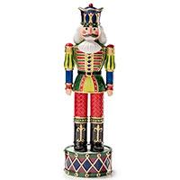 Керамическая статуэтка Fitz and Floyd Щелкунчик 43см, фото