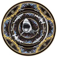 Тарелка настенная Rosenthal Versace Le Regne Animal Bruce, фото