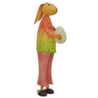 Статуэтка  Exner Kanu Кролик с яйцом, фото