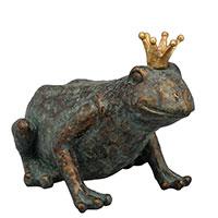 Статуэтка Exner TroupeR Царевна-лягушка среднего размера, фото