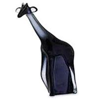Жираф Baccarat Noah's Ark Giraffe синий, фото