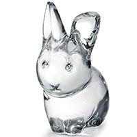 Хрустальная фигурка Baccarat Minimals Bunny Кролик, фото