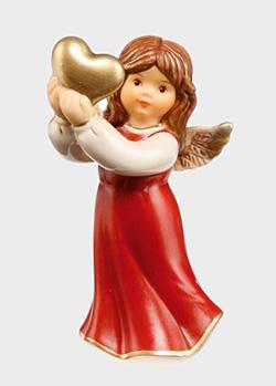 Статуэтка Goebel Christmas От Души в виде ангела, фото