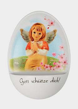 Статуэтка-оберег Goebel Easter 12х3,5х8,5см в виде яйца, фото