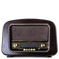 Радиоприемник Daklin Европа цвета орех, фото