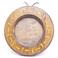 Настольная фоторамка Capanni круглой формы, фото