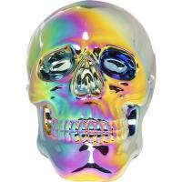 Статуэтка Kare Skull Rainbow 30х20х20см, фото