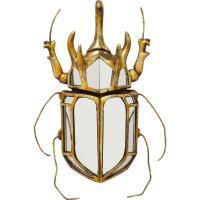 Настенный декор Kare Beetle Mirror 36,5х27,5х6,5см, фото