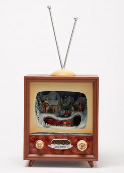 Новогодний декор Timstor Телевизор маленький, фото