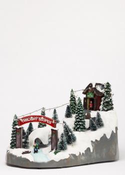 Новогодний декор Timstor Прокат саней, фото