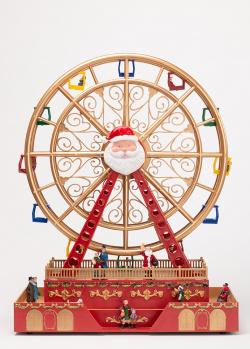 Новогодний декор с подсветкой Timstor Колесо обозрения, фото