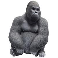 Статуэтка Kare Monkey Gorilla Side Medium 38,5х30х28см, фото