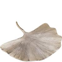 Декор Kare Ginkgo Leaf 44х5х8см, фото