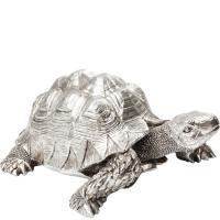 Статуэтка Kare Turtle Silver Small 11х26х20см, фото