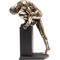 Статуэтка Kare Nude Man Stand Bronze 35,5х25,5х12,5см, фото
