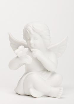 Фарфоровая статуэтка Rosenthal Angel Ангел с бабочкой, фото