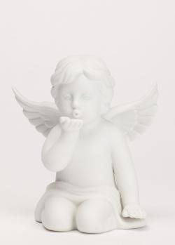 Фарфоровая статуэтка Rosenthal Angel Ангел с поцелуем, фото