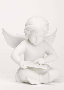 Фарфоровая статуэтка Rosenthal Angel Ангел с планшетом, фото